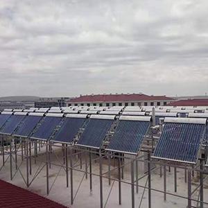 双真空超导热管式太阳能集热器